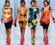 Модные платья 2012 (рис. 3)