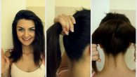 hairstyle fishtail